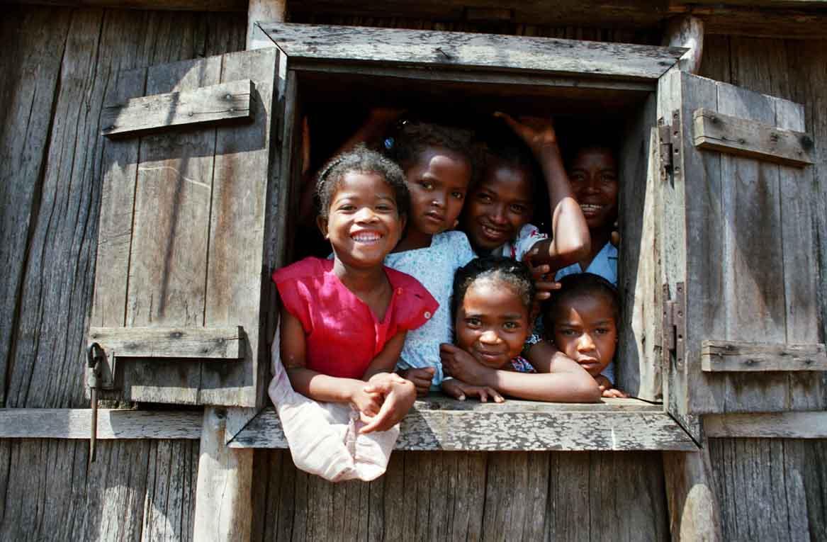 Nens Madagascar