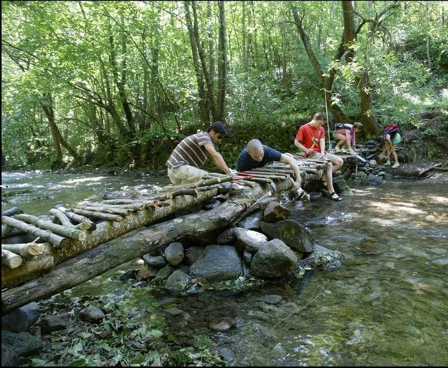 Construint un pont