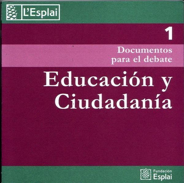Educacion y ciudadania