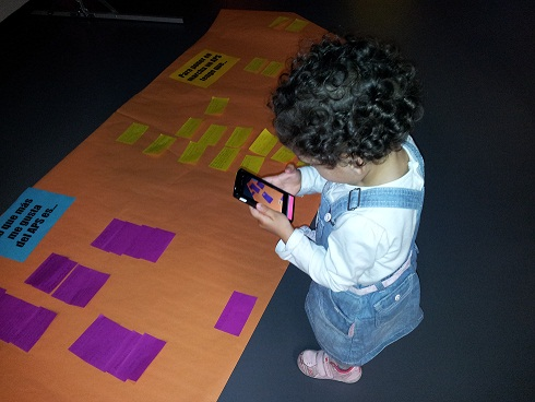 Capturant imatges amb el mobil
