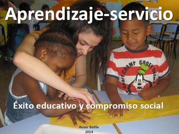 ApS exito educativo y compromiso social