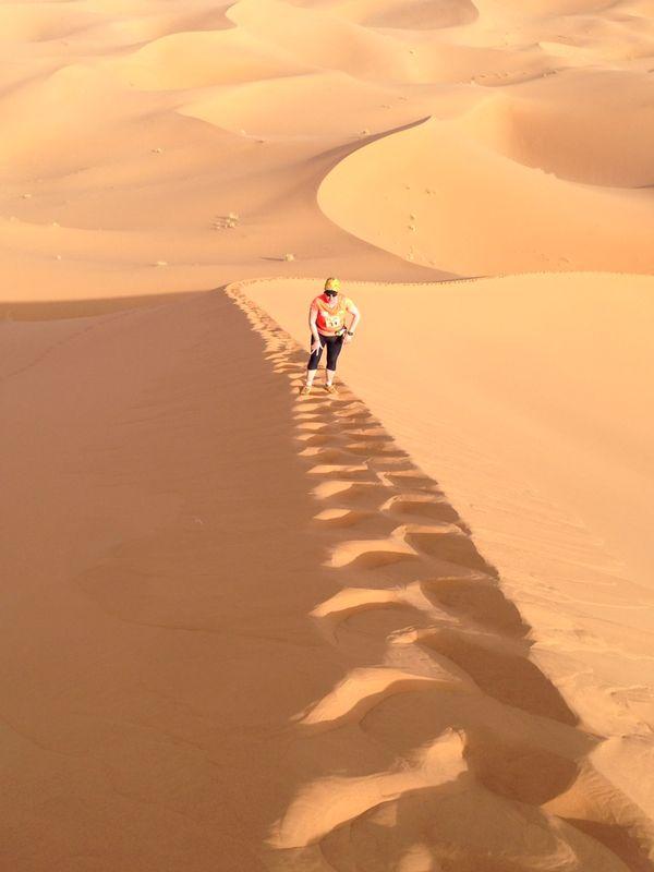 Maratonianas Desert Susana