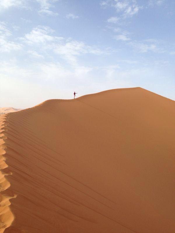 Maratonianas desert