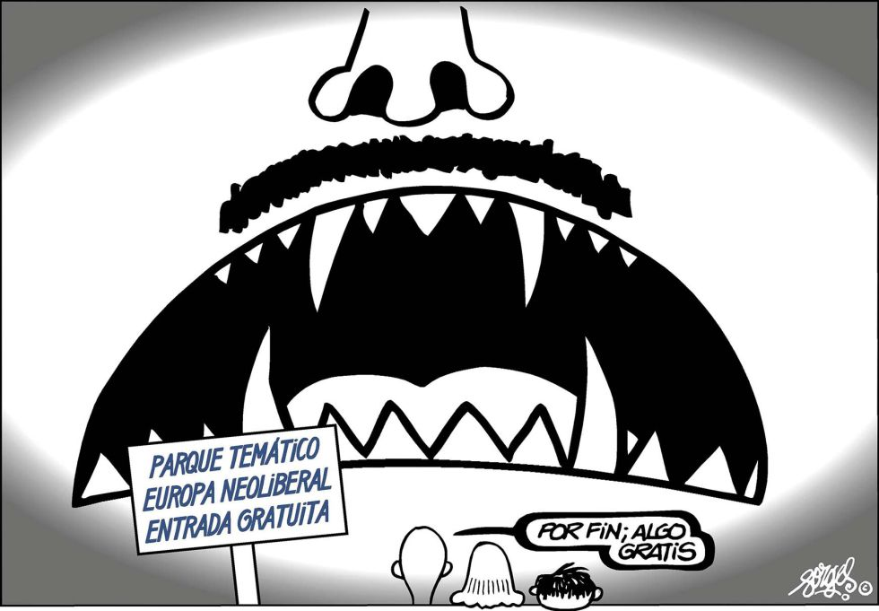 Viñeta Forges El País 23 mayo 2014l