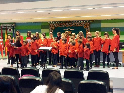 Coro Infantil Aula de Músicas UAM