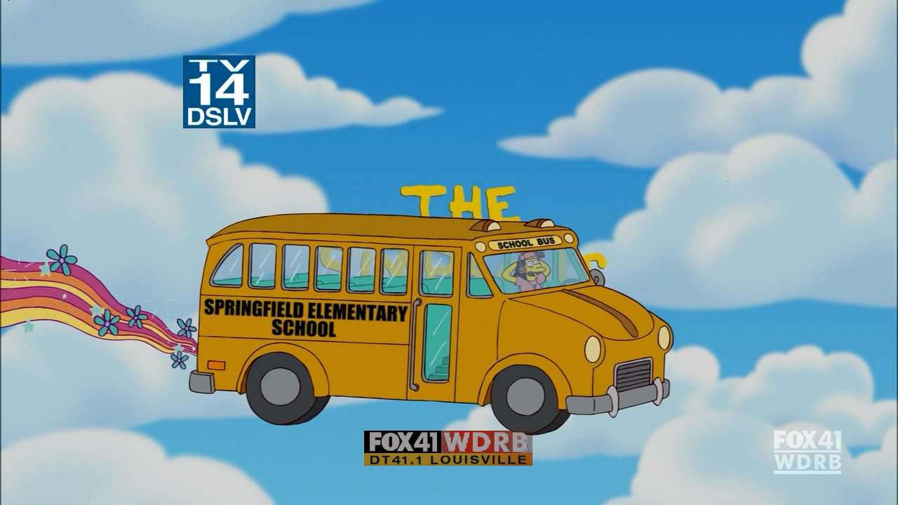 School Bus Springfield