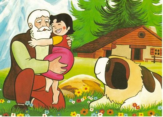 Abuelito Heidi