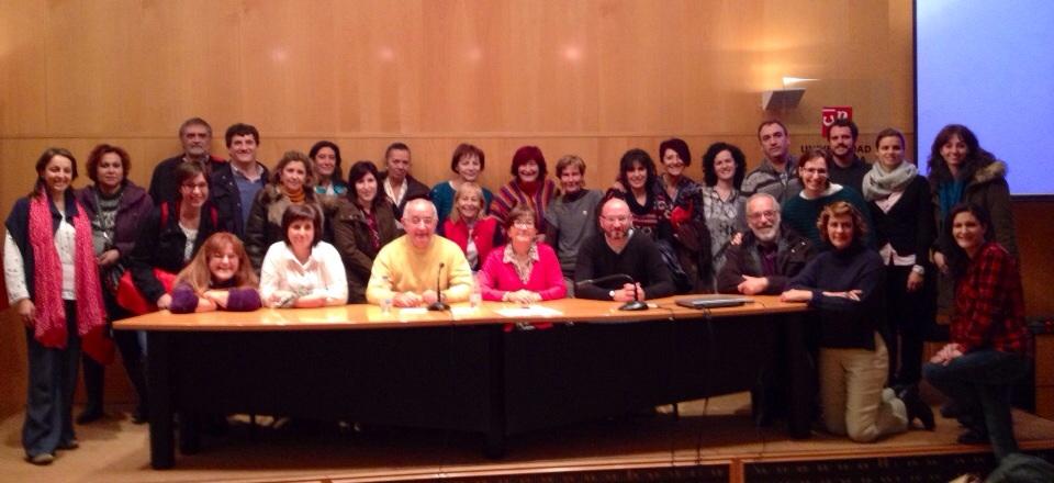 Red Española de Aprendizaje-Servicio 2014