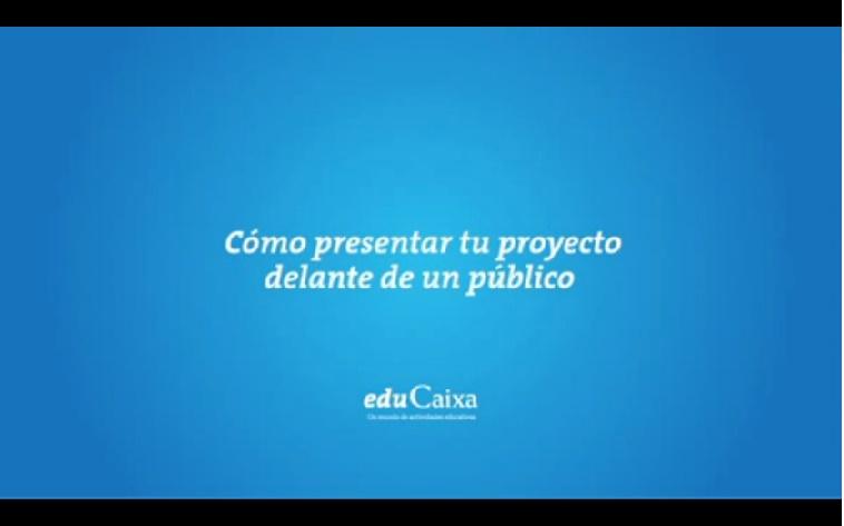 Como presentar tu proyecto