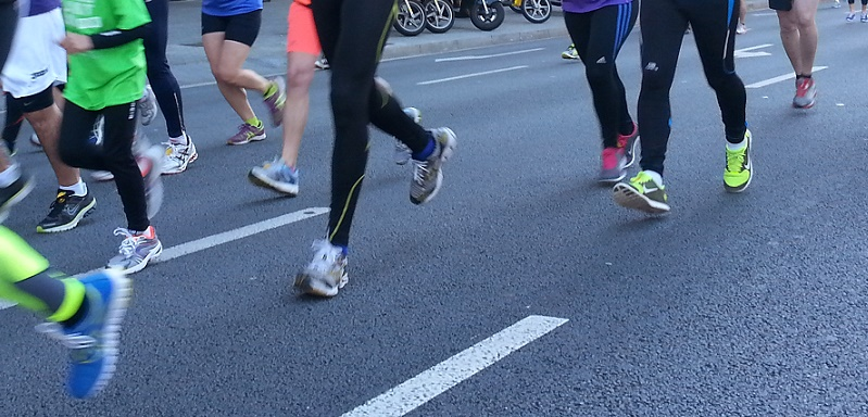 Maratonianos de la vida
