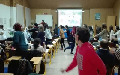 Cargando pilas en Extremadura
