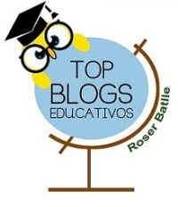 Top Blogs Educativos - Roser Batlle
