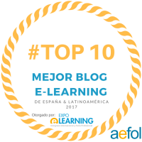 #Top 10 - Mejor Blog E-learning - Roser Batlle