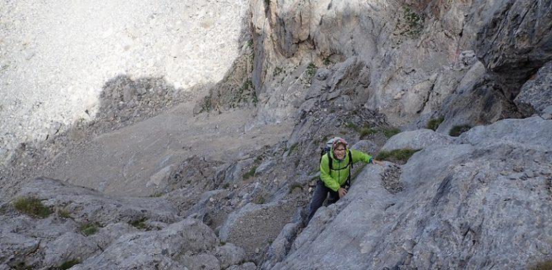 Grand Galibier, 3.228 metros