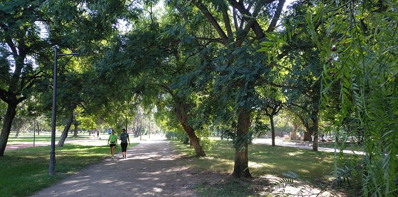 Corriendo en València