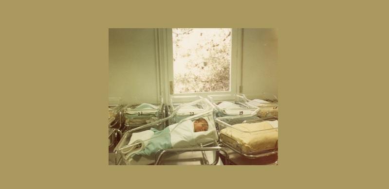Cuando los bebés dormían boca abajo