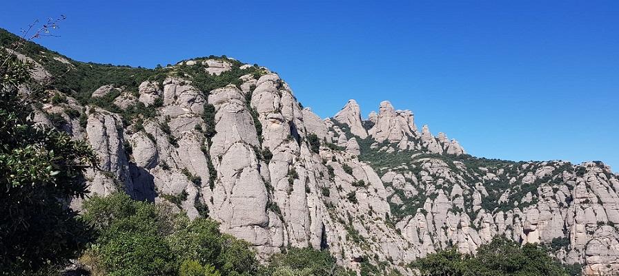 La montaña que nunca decepciona