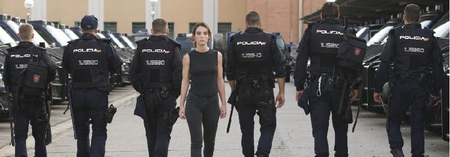 ¿Quién quiere ser policía?