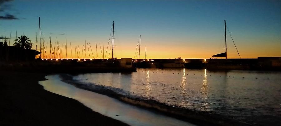 La silenciosa claridad del alba